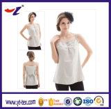 Alineada de maternidad de la camiseta anti de la radiación para la mama embarazada