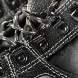 Safetoe Marke PU-Einspritzung-industrielle Sicherheits-Arbeits-Schuhe