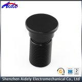 Подгонянные оптовые части машинного оборудования CNC высокой точности алюминиевые