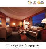 호텔 호화스러운 가구 침실 가구 디자인 (HD812)