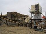 Esmagamento de pedra e seleção de linha de produção, planta de britador de pedra