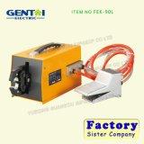 Machine sertissante terminale de presse froide pneumatique de bonne qualité