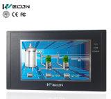 Wecon 4.3 Touch Screen des Zoll-HMI verwendet für Projekte