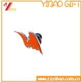 Emballage en alliage de zinc Plus Insigne de résine Cadeau de logo personnalisé (YB-HD-136)