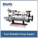 Pompe à moteur en boîte par émulsion sanitaire de bitume de canalisation d'inverseur de fréquence