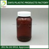 Bottiglia della plastica della medicina dell'animale domestico 250ml di imballaggio di plastica
