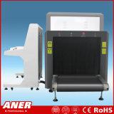 Aeropuerto 80x65cm el equipo de seguridad de la máquina de rayos X Escáner de equipaje para la seguridad Detector de Rayos X Equipaje fabricado en China