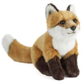 Brinquedo feito sob encomenda do luxuoso do Fox do luxuoso
