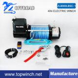 synthetische Seil-Handkurbel der nicht für den Straßenverkehr elektrischen Handkurbel-4X4 (8000lbsc-1)