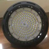 luz de la bahía del UFO LED de 100W 120lm/W alta