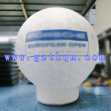 Himmel-Helium-Luftschiff-aufblasbare bekanntmachende Ballon-Regenbogen-aufblasbare Helium-Ballone