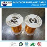 Meilleur prix sur le fil de cuivre émaillé de l'ECCA (revêtus) le fournisseur de fils en aluminium