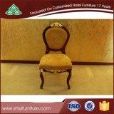 レトロの偶然の食事の椅子の木製の簡単な椅子