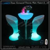 Muebles de LED de precio de fábrica con carga impermeable