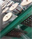 De hete Verkopende Vlakke Riem Van uitstekende kwaliteit van het Koord van het Staal van de Lage Prijs en St RubberRiem
