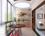 30W 400mm redondo alto Lumen Oficina regulable de la iluminación interior AC85-265V Las luces del panel de techo LED