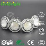 세륨 RoHS 대중적인 LED 동위 빛 순수한 백색 PAR20 7W LED 빛