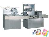 Les couches pour bébés automatique de machines d'emballage en papier humide