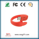 USB Key Custom Silicone Wristband Pendrive USB Gadget Flash Disk