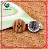 Кнопка картины кнопки пальто 4holes высокого качества кнопки смолаы