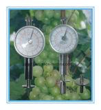 Bewegliche Härte-Prüfvorrichtung, Frucht-Härtemesser, Frucht-Penetrationsmesser (GY-2)