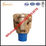Matériel de forage de gaz de l'eau de pétrole de trépan tricône d'IADC 637 8 1/2 ''