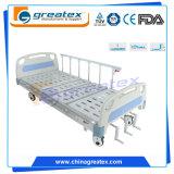 3개의 기능 Foldable 수동 병원 수동 침대 (BM3610)
