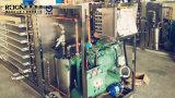 Congelador da placa da liga de alumínio com compressor