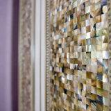Material de construcción nacarado del mosaico del shell de Bisazza