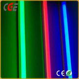 다채로운 변경 T8 LED 적청 녹색 황색 관 빛 믿을 수 있는 질 LED 램프