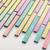 Handschnitt-Baumaterial-Badezimmer-Wand-Fliese-Glas-Mosaiken