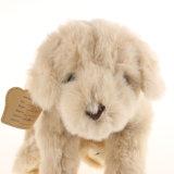 高級なEmulationalのプラシ天の子犬のおもちゃ