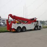 Sinotruck HOWO 8X4 40-60ton Heavy Towing Recovery Road Wrecker Truck