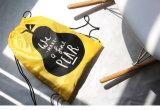 Sac de cordon magique personnalisé par achats réutilisables promotionnels neufs de modèle de cadeau d'arrivée