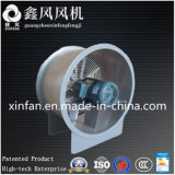 Axialer Ventilator Byt-400 mit justierbarer Aluminiumlegierung-Schaufel