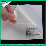 Materiais publicitários Eco Solvent White Static Cling Film