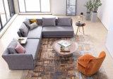 Софа ткани горячей мебели гостиной сбывания дешевая
