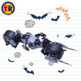 Heißer Verkauf PlastikBatmobile blockt Spielzeug 338PCS für Kinder