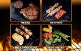 De forma saudável Tabuleiro Antiaderente Tapete churrascos acessórios churrascos