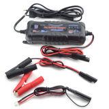 Carregador de bateria portátil de 2/4 AMP