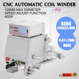 De nieuwe CNC van de Computer Automatische Windende Machine van de Spoel van de Rol voor de Draad van 0.031.2mm