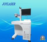 Grabado del laser de la fibra y máquina de escritorio de la marca