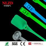 De zelfsluitende Nylon band van de de band Zelfsluitende plastic kabel van de Kabel