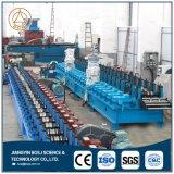 Automatische galvanisierte StahlUnistruct C Kanal-Solarstandplatz-Rolle, die Produktions-Maschine bildet