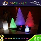 Decoração de Natal Hotselling Lâmpada Pirâmide LED
