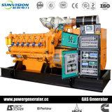 китайский газ Genset тавра 600kVA с приложением