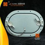 Porta de acesso interna montada do condicionamento de ar da canalização