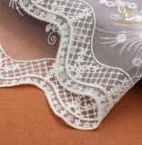 여자를 위한 도매 새로운 디자인 형식 메시 레이스는 레이스를 둘러싼다