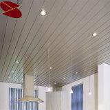 Großhandelsreinigungs-Energien-dekorative weiße Streifen-Decken-Aluminiumfliesen