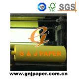 Prix bon marché 80g Couleur Offset papier utilisé pour le marché de l'Indonésie